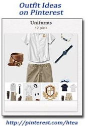 HTEA Uniforms on Pinterest